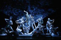 Bangarra Dance Theatre and the Australian Ballet. Aboriginal Theatre.