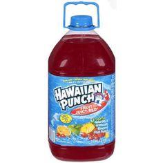 Hawaiian Punch Fruit Juicy Red Punch, 128 fl oz