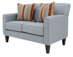The Bombay™ Saratoga loveseat will be the pinnacle of value, quality and comfort in your home for years to come! The refined design coupled with contrasting geometric accent pillows balance out for complementary precision. See details and shop here: http://mafurn.com/a/H4TDWR7O