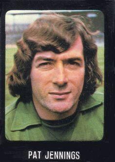002 - Pat Jennings GK (Arsenal)