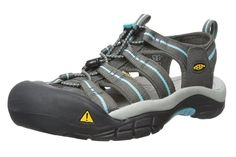 Our Top 10 Picks for the Best Walking Sandals: Keen Newport Sandals Blue Sandals, Sport Sandals, Women Sandals, Shoes Women, Sandals Outfit, Hiking Sandals, Hiking Shoes, Hiking Gear, Hiking Trips