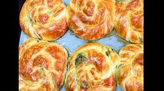 Ispanaklı El açması Katmer Börek (Nefis Bir Tarif )