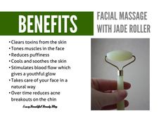 Jade Facial Roller used in Ki Spa Firm and Contour Facial. Book your facial today to experience the amazing benefits of the jade roller.