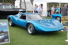 ❦ 1968 Corvette Astro II concept - Organo Gold might help you to fulfill your dreams: http://1world1vision.organogold.com