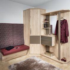 Vorzimmer | P.MAX Maßmöbel - Tischlerqualität aus Österreich Corner Wardrobe, Entryway, Bedroom, Furniture, Home Decor, Best Planners, Carpenter, Colour Combinations, Home