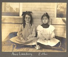 Anna & Esther