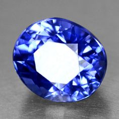 1.12 cts Natural Blue Sapphire Loose Gemstone Oval Cut