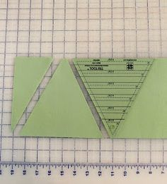 Pinwheel Block tutorial with Tri-Recs Rulers + Ruler Giveaway! Quilting Tips, Quilting Rulers, Quilting Tutorials, Half Square Triangle Quilts, Square Quilt, Triangle Quilt Tutorials, Pinwheels, Scrap Quilt Patterns, Pinwheel Quilt