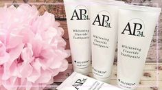 2 Tubes Of Nuskin Toothpaste Ap 24 Whitening Toothpaste, Whitening Fluoride Toothpaste, Skin Whitening, Homemade Acne Treatment, Tooth Sensitivity, Skin Elasticity, Skin Treatments, Nu Skin, Activated Charcoal