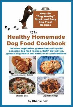 DISCOVER 101 QUICK & EASY DOG FOOD RECIPES TODAY!If you want to prepare amazingly delicious and healthy meals for your dog in minutes... then this recipe book is for you....With the amount of dog foods that line the grocery store shelves these days, it is getting increasingly more difficult to figure out exactly what is going into the bodies of our beloved dogs. One question we dog owners have to ask ourselves is, are our furry friends really getting the essential vitamins and nutrie...