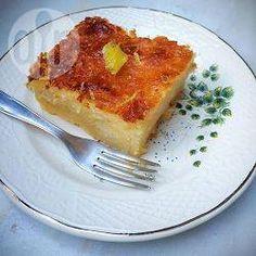 Lemonopita (Griechischer Zitronenkuchen mit Filoteig) @ de.allrecipes.com