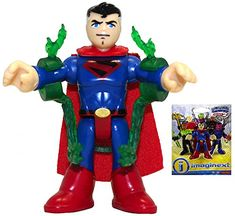 Superman Blind Bag Fisher Price Imaginext DC Super Friend...