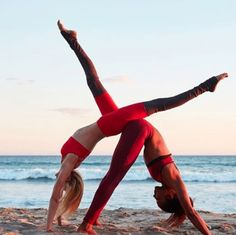 There are a lot of yoga poses and you might wonder if some are still exercised and applied. Yoga poses function and perform differently. Each pose is designed to develop one's flexibility and strength. 2 Person Yoga, Two Person Yoga Poses, Yoga Poses For Two, 2 People Yoga Poses, Couples Yoga Poses, Acro Yoga Poses, Partner Yoga Poses, Couple Yoga, Yoga Fitness