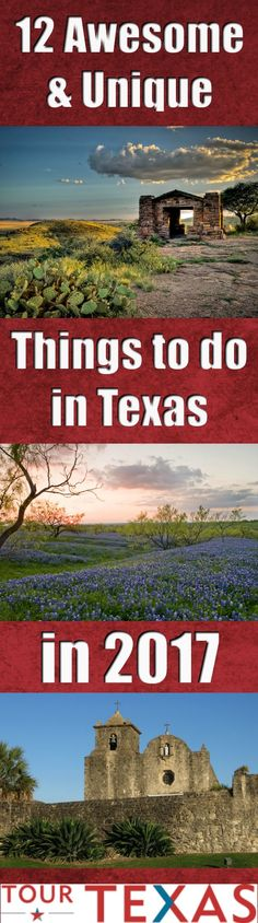 New year, new travels! Now is the perfect time to plan 2017's adventures. What's on your bucket list? www.tourtexas.com