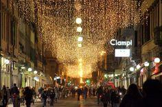 Luminarie via ricasoli Livorno