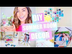 Awesome Room Crafts, Fun Crafts, Diy Videos, Room Goals, Room Organization, Room  Decorations, Diy Room Decor Videos, Dream Rooms, Bedroom Decor