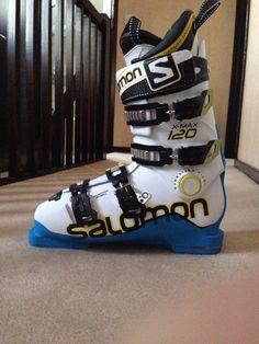 United Kingdom 120 MAX Skiing Race Boots Salomon Alpine X gYvfyb67