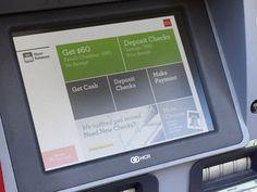 ATM Interface for Wells Fargo