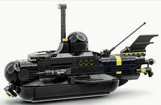Lego Submarine, Yellow Submarine, Legos, Pull Wagon, Popular Costumes, Cool Lego, Awesome Lego, Great Wave Off Kanagawa, Lego Batman Movie