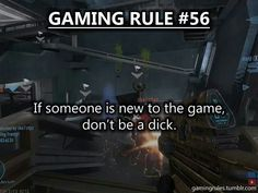 mmorpg tips and guides for gamers Video Game Logic, Video Games Funny, Funny Games, Gaming Rules, Gamer Humor, Game Quotes, Typing Games, Geek Games, Gamers