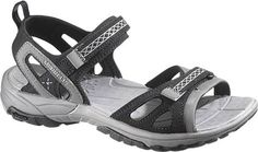 Merrell Womens Avian Light Strap in Black #Merrell #Sandal $84.99