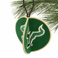 #USF ornament