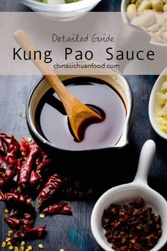 Kung Pao Sauce – China Sichuan Food