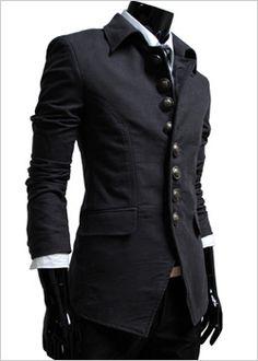 Fitting men's jacket