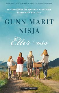 "Rose-Maries litteratur- og filmblogg: Gunn Marit Nisja: ""Etter oss"" Rose Marie, Movies, Movie Posters, Voyage, Films, Film Poster, Cinema, Movie, Film"