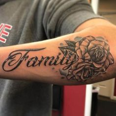 Family Forearm Tattoo Ideas - Best Forearm Tattoos For Men: Cool Inner and Outer. Family Forearm Tattoo Ideas - Best Forearm Tattoos For Men: Cool Inner and Outer Forearm Ta. Outer Forearm Tattoo, Small Forearm Tattoos, Forearm Sleeve Tattoos, Forearm Tattoo Design, Bicep Tattoo Men, Inner Forearm, Lion Tattoo, Tattoo Man Arm Small, Man Arm Tattoo