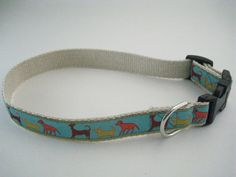 Dog Parade Hemp Collar     http://www.etsy.com/listing/93096210/hemp-dog-collar-doggy-parade?ga_search_query=dog%2Bcollars_search_type=user_shop_ttt_id_5888330