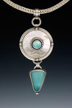 Carol Holaday - Sanctuary Talisman pendant