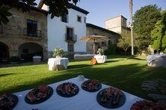 Catering en el Palacio de Meres