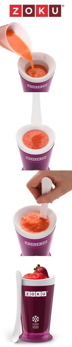 Zoku® Slush & Shake Maker