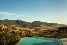 Vineyards and culinary marvels beckon in the austere backcountry of the Valle de Guadalupe in Mexico.