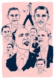 Obama blir poppig - CAP&Design