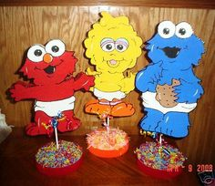 26 Best Elmo Baby Shower Images Ideas Party Birthday Ideas