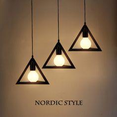 $33.84 (Buy here: https://alitems.com/g/1e8d114494ebda23ff8b16525dc3e8/?i=5&ulp=https%3A%2F%2Fwww.aliexpress.com%2Fitem%2FEuropean-minimalist-style-Triangle-pendant-lamp-LED-light-Single-head-or-Three-head-Retro-iron-art%2F32707862580.html ) European minimalist style Triangle pendant lamp LED light Single head or Three head Retro iron art pendant light white black for just $33.84
