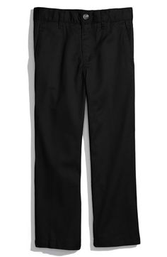 $39, Black Chinos: Volcom Modern Chinos Black 7. Sold by Nordstrom. Click for more info: http://lookastic.com/men/shop_items/135832/redirect