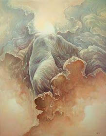 Angels unseen, tho I feel the rush of wings - TG.     MATIN LUMINEUX: Tomasz Alen Kopera