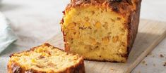 Sweetcorn Bread with Bacon and Cheddar Cheese - Food Lovers Market