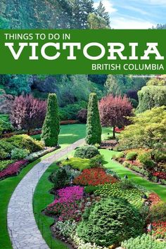 Things to do in Victoria British Columbia Canada. Victoria British Columbia is one of the prettiest Canadian cities in North America with the perfect mix of architecture, great food and amazing activities! Ottawa, Quebec, Toronto, Whistler, Banff, Montreal, Ontario, Canadian Travel, Canadian Food