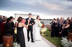 Casamento no campo - Casamento Karina & Wilson