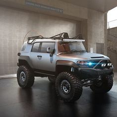 Fj Cruiser Off Road, Fj Cruiser Mods, Toyota Cruiser, Toyota 4x4, Toyota Trucks, Toyota Cars, Toyota Hilux, Ns 200, Expedition Vehicle