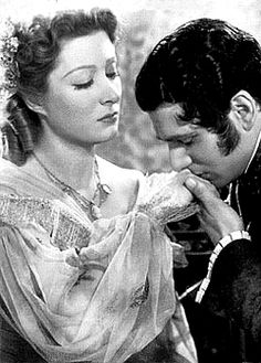 """Pride and Prejudice"" (1940), starring Laurence Olivier and Greer Garson."