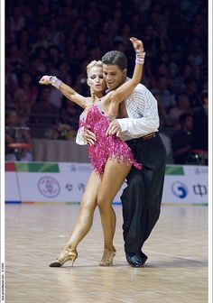 Dance Sport contest - Latin 拉丁運動舞蹈決賽 by *dans, via Flickr