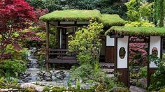 Zelené střechy v neopomenutelné míře rozšiřují plochy zeleně (ilustrační foto).