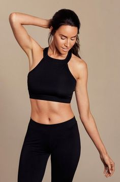 061422fe83f95 Goldi Halter Crop by Goldi is available online now at Be Activewear. Shop  now for Australian swimwear, bikinis, activewear, tights and more.