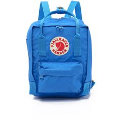 Fjallraven Kanken Mini Backpack ( 71) ❤ liked on Polyvore featuring bags b91bfac0053c1