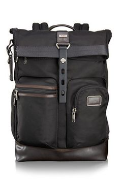 b1bc8223040 Buy Tumi Alpha Bravo Luke Roll-Top Backpack at Luggage Pros. Shop our  selection of Tumi in many colors, sizes and styles. Ricardo Rangel · Bags